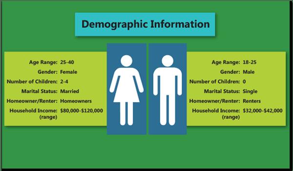 demographics for adwords