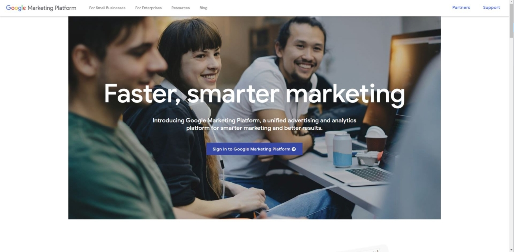 new design for google analytics